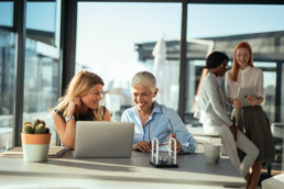Managing Multiple Generations in the Workplace