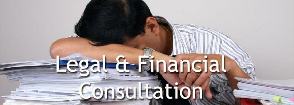Legal and Financial Consultation
